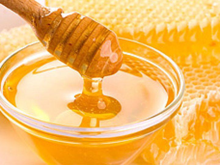 В день начала Успенского поста в храмах Кузбасской митрополии освящен мед нового урожая