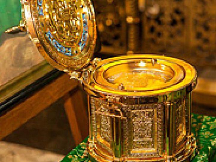 Последним местом пребывания в Кузбассе мощей св. Матроны Московской станет храм в пос. Комиссарово