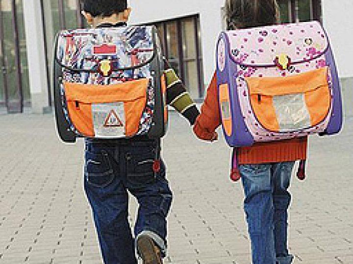 Никольский собор в Кемерове помог детям собраться в школу