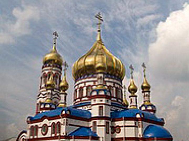 В Новокузнецке открыт храм Рождества Христова — областной мемориал погибшим шахтерам Кузбасса
