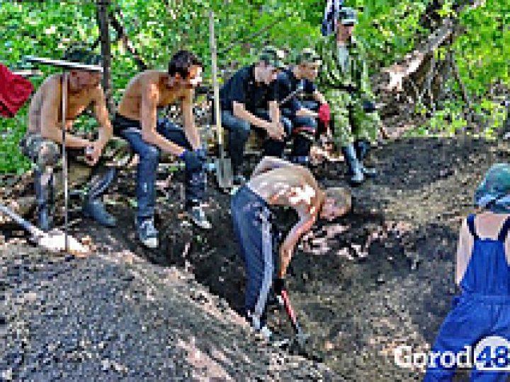 Поисковый отряд из Новокузнецка проведет раскопки с благословения священника