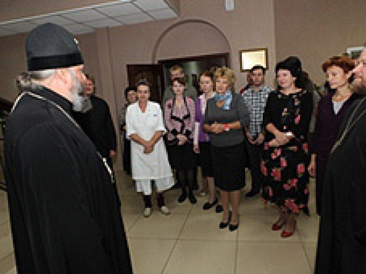 Митрополит Аристарх принял поздравления от верующих с назначением Главой Кузбасской митрополии