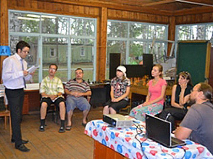 Епархиальные апологеты провели семинар для участников православного молодежного лагеря