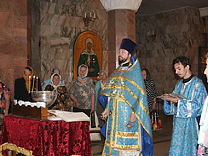 В храмах Кузбасской митрополии отслужены Благодарственные молебны о даровании дождя