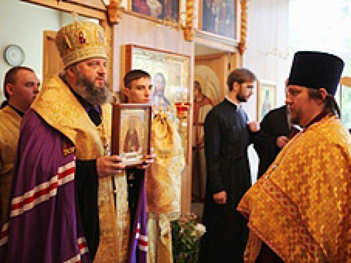 Правящий архиерей совершил молебен на начало учебного года в православной гимназии Новокузнецка