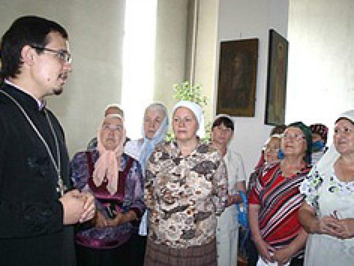 Представители угольной компании «Заречная» посетили святые места областной столицы
