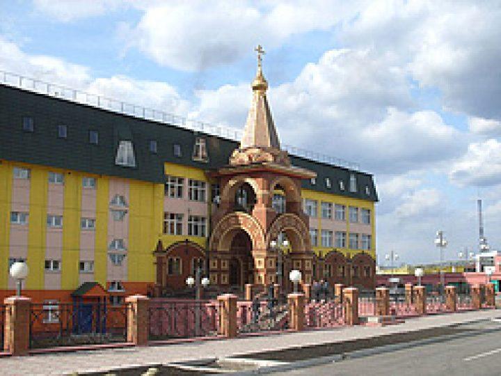 Храм при шахте в Полысаево отметил свой престольный праздник