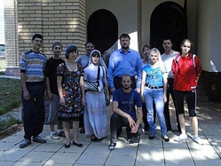 Православная молодежь А-Судженского благочиния пытается возродить жизнь на сельском приходе