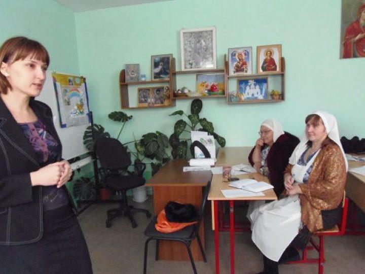 В Кузбасской митрополии начали работу Курсы повышения квалификации для преподавателей богословских курсов