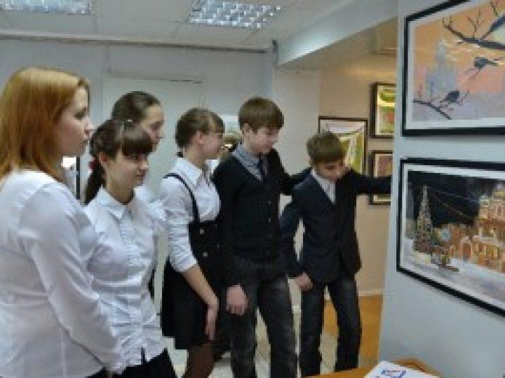 Завершаются сроки приема работ на Конкурс юных художников «Православный мой Кузбасс-2013»