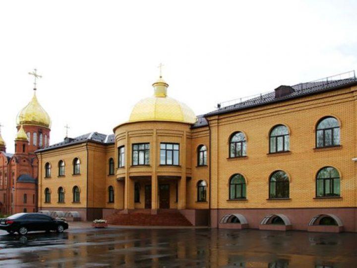 Митрополит Аристарх принял авторов и издателей серии книг по святым земли Кузнецкой и юбилейного фотоальбома