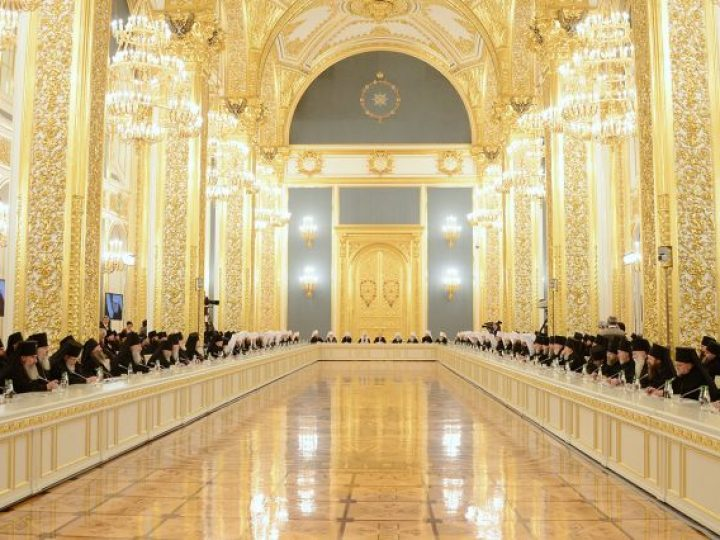 Высокопреосвященнейший митрополит Аристарх стал участником встречи с президентом России