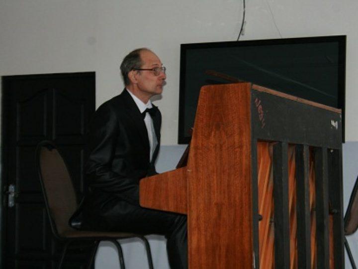 В Кузбасской семинарии состоялся концерт фортепианной музыки