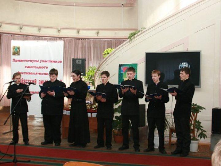 Учащийся Кузбасской семинарии стал призером областного конкурса поэтов