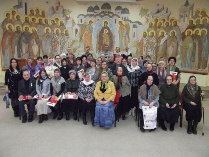 Губернатор оказал материальную помощь православным верующим Кузбасса, относящимся к категории социально-незащищенных граждан