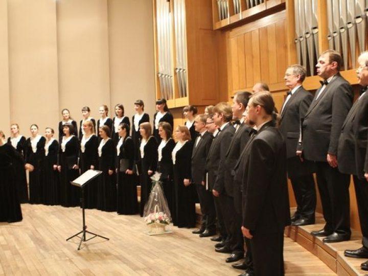 Великопостный духовный концерт Губернаторского камерного хора собрал аншлаг