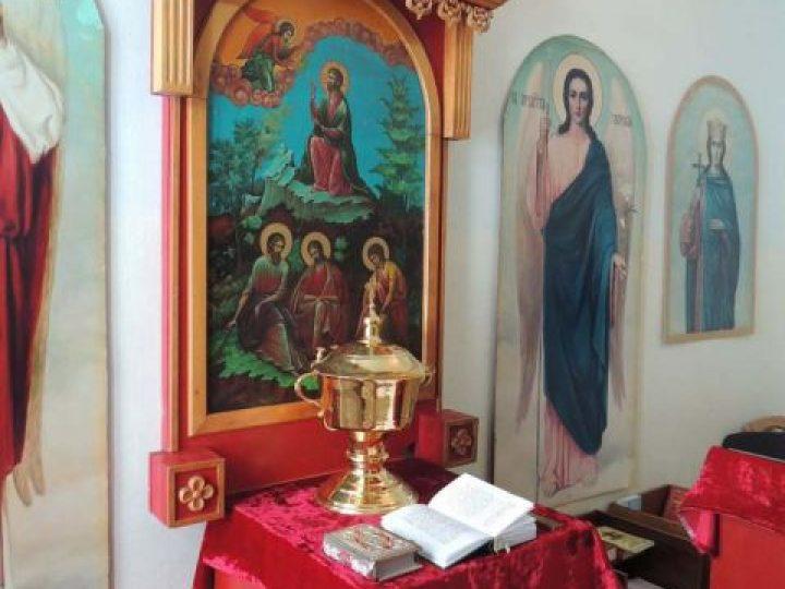 В районной больнице Таштагола открыта молельная комната