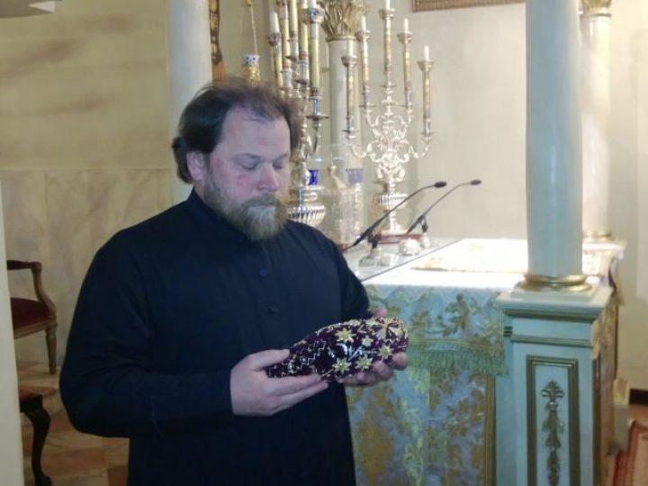 Определены дата и место церемонии встречи на кузбасской земле тапочки с ноги святителя Спиридона Тримифунтского
