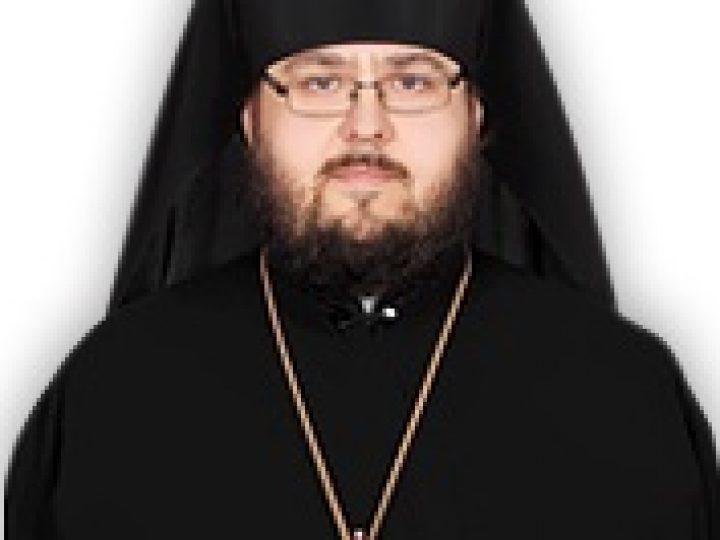 Митрополит Аристарх поздравил епископа Мариинского Иннокентия  с годовщиной диаконской хиротонии