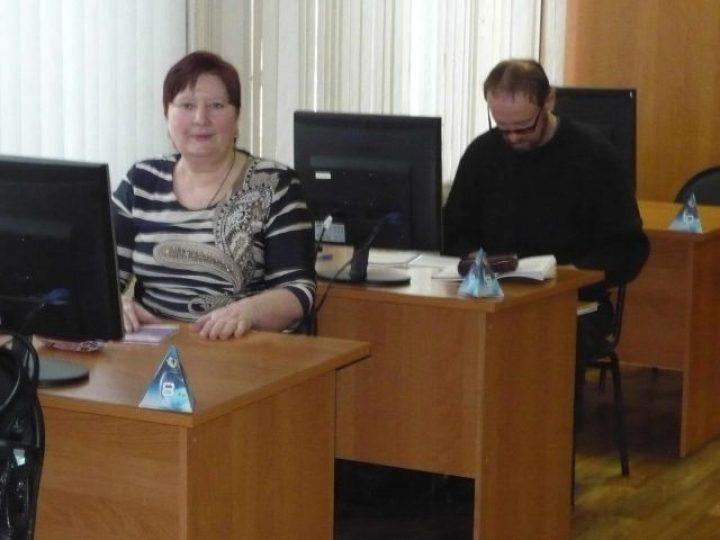 Сестры милосердия из Новокузнецка прошли обучение на курсах компьютерной грамотности