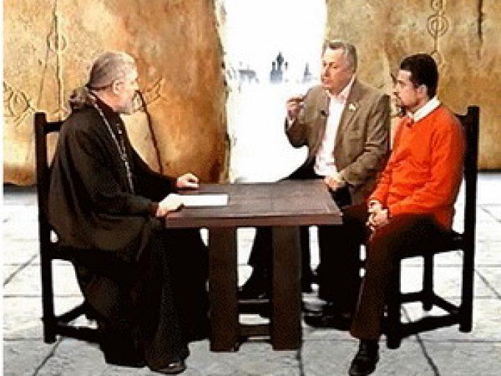 На Тайгинском телевидении начнет выходить в эфир передача «Слово пастыря»