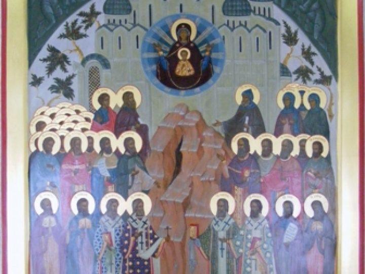 Список угодников Божиих, входящих в Собор Кемеровских святых, пополнился очередным именем