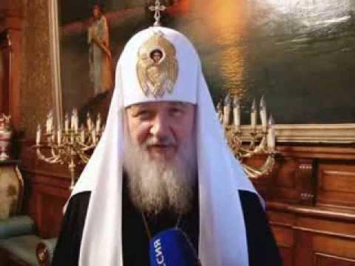 Патриархи в Кузбассе