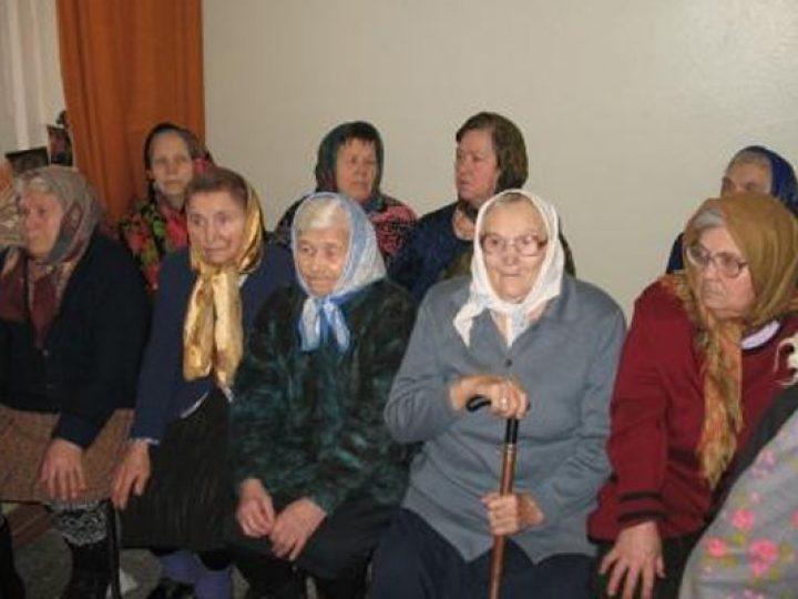 В Мариинской епархии создана служба помощи престарелым и инвалидам