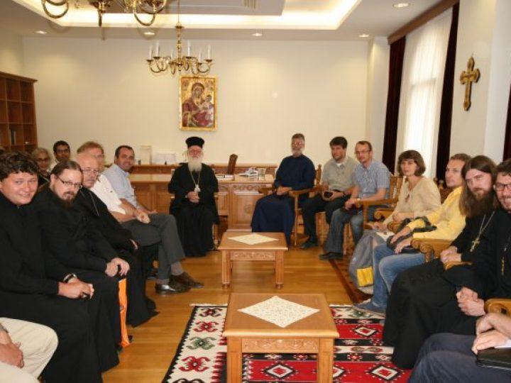Священнослужитель Кузбасской митрополии принял участие в международной консультативной встрече православных миссионеров, прошедшей в Албании