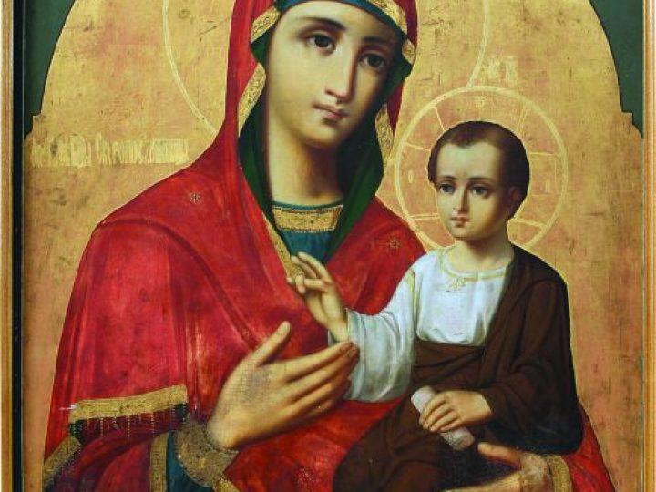 В Кузбасскую митрополию из Средней Азии прибудет чудотворная икона Божией Матери «Скоропослушница»
