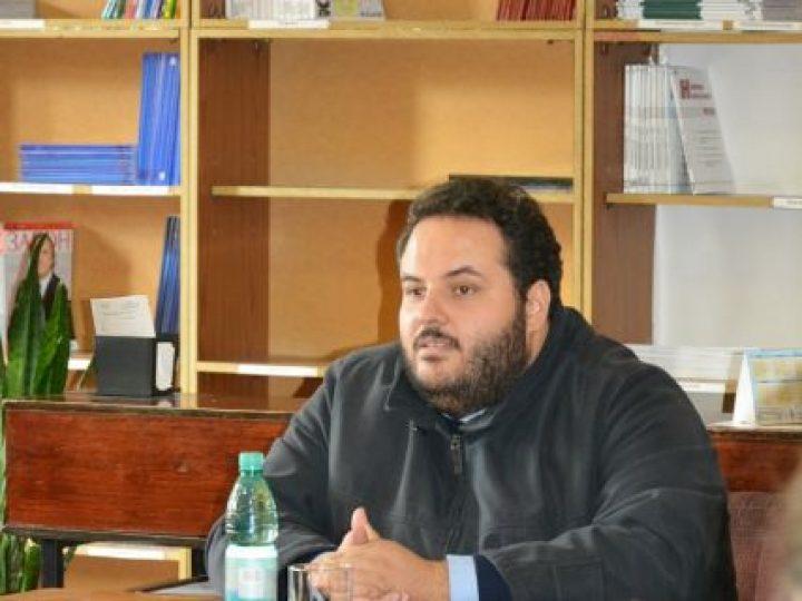 Преподаватель Папского библейского института прочитал лекцию для слушателей богословских курсов Новокузнецка