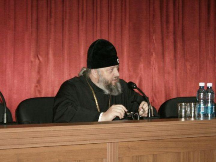 Глава Кузбасской митрополии побывал с архипастырским визитом в Кузбасской семинарии
