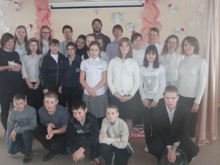 Православный молодежный хор «Симфония» дал свой дебютный концерт