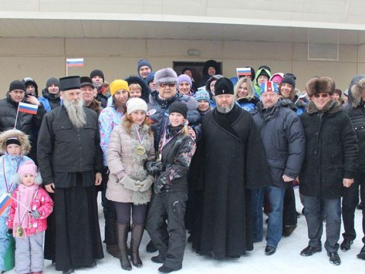 Митрополит Аристарх и епископ Йован приняли участие в открытии чемпионата мира по параски
