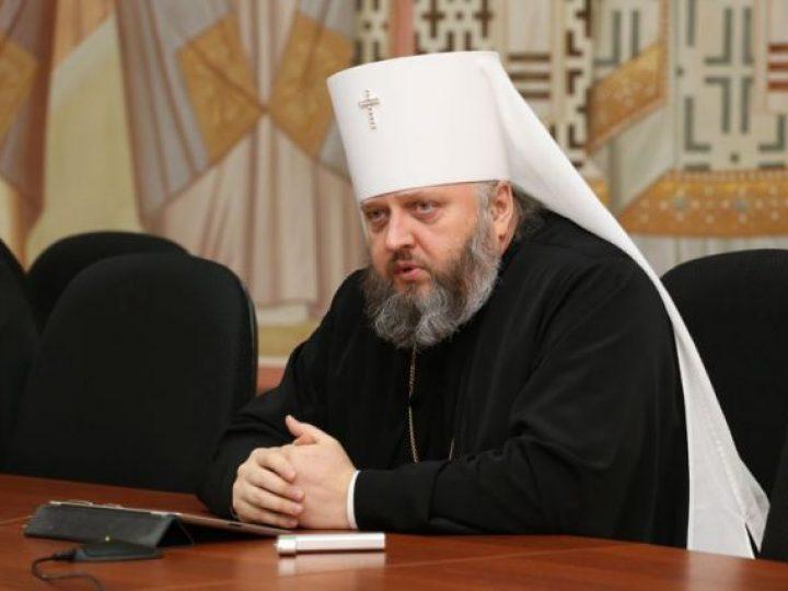 Митрополит Аристарх прочитал лекцию о прп. Сергие Радонежском студентам кемеровских вузов