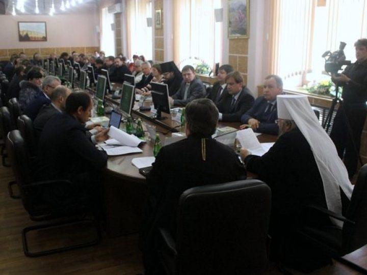Состоялось учредительное собрание регионального отделения Всемирного Русского Народного Собора в Кемеровской области
