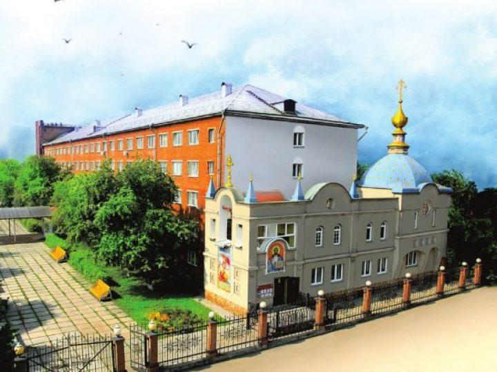 Митрополит Аристарх побеседовал с врачами и совершил богослужение в  Городской клинической больнице №2 Новокузнецка