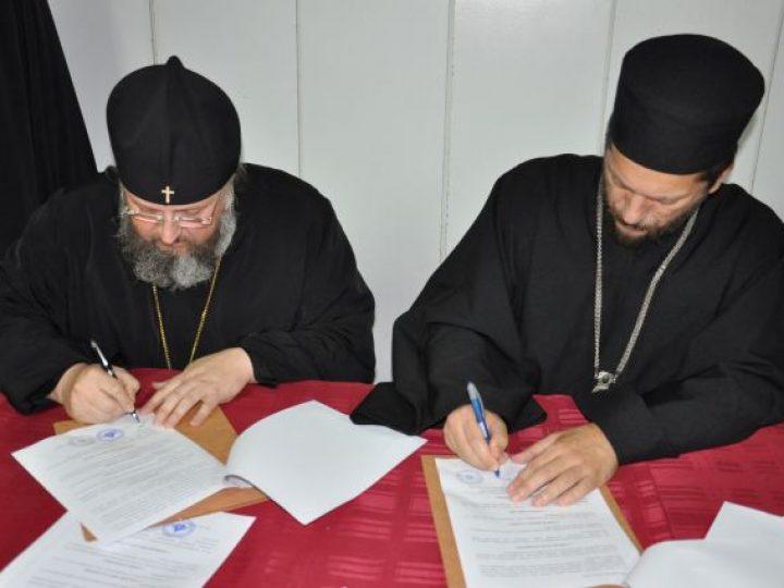 Кузбасская духовная школа будет сотрудничать с духовной семинарией Черногории
