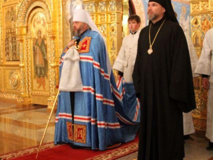 Епископ Новокузнецкий Владимир прибыл к месту служения