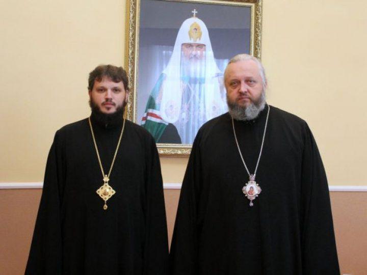 В Кузбасскую митрополию прибыл епископ Амурский и Чегдомынский Николай