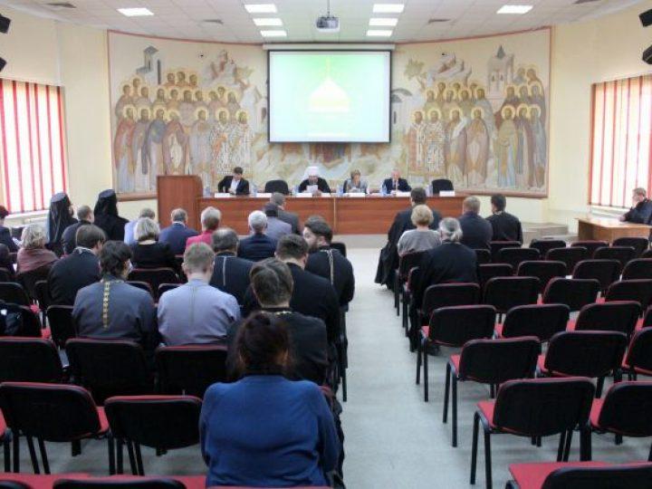 В областной столице прошло заседание Кемеровского отделения Всемирного русского народного собора