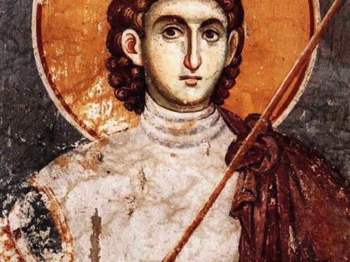 В неделю 23-ю по Пятидесятнице глава Кузбасской митрополии совершил Литургию в храме святого Прокопия города Прокопьевска