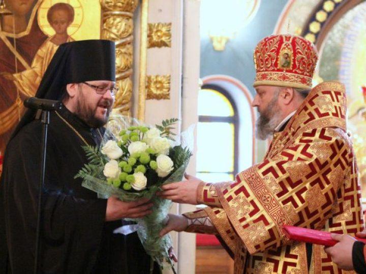 Глава Кузбасской митрополии отметил день своего тезоименитства