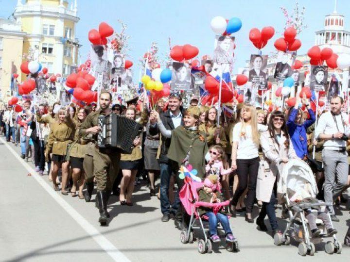 Духовенство Кузбасской митрополии приняло участие в памятных мероприятиях, посвященных Дню Победы