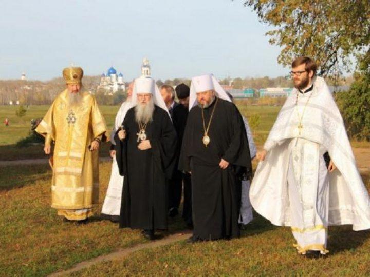Митрополит Аристарх освятил возрожденный храм во Владимирской епархии