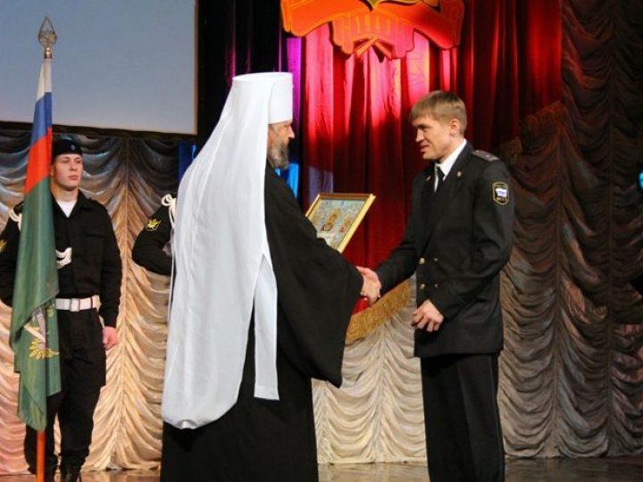 Глава Кузбасской митрополии поздравил судебных приставов региона с полуторавековым юбилеем со дня образования их службы