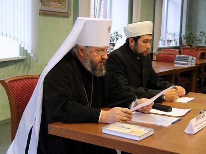 Глава Кузбасской митрополии и муфтий Кемеровской области провели встречу с ректорами вузов областной столицы
