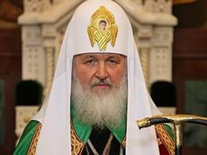 Патриарх Кирилл: Нельзя оставаться безучастными к страданиям сирийского народа