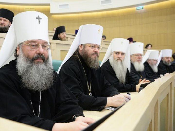 Митрополит Аристарх принял участие в IV Рождественских парламентских встречах