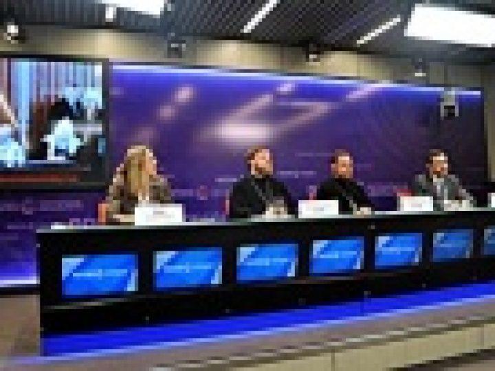 В Москве прошла пресс-конференция по итогам визита Святейшего Патриарха Кирилла в страны Латинской Америки